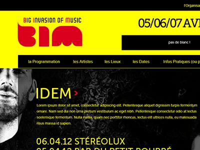 Bim Festival