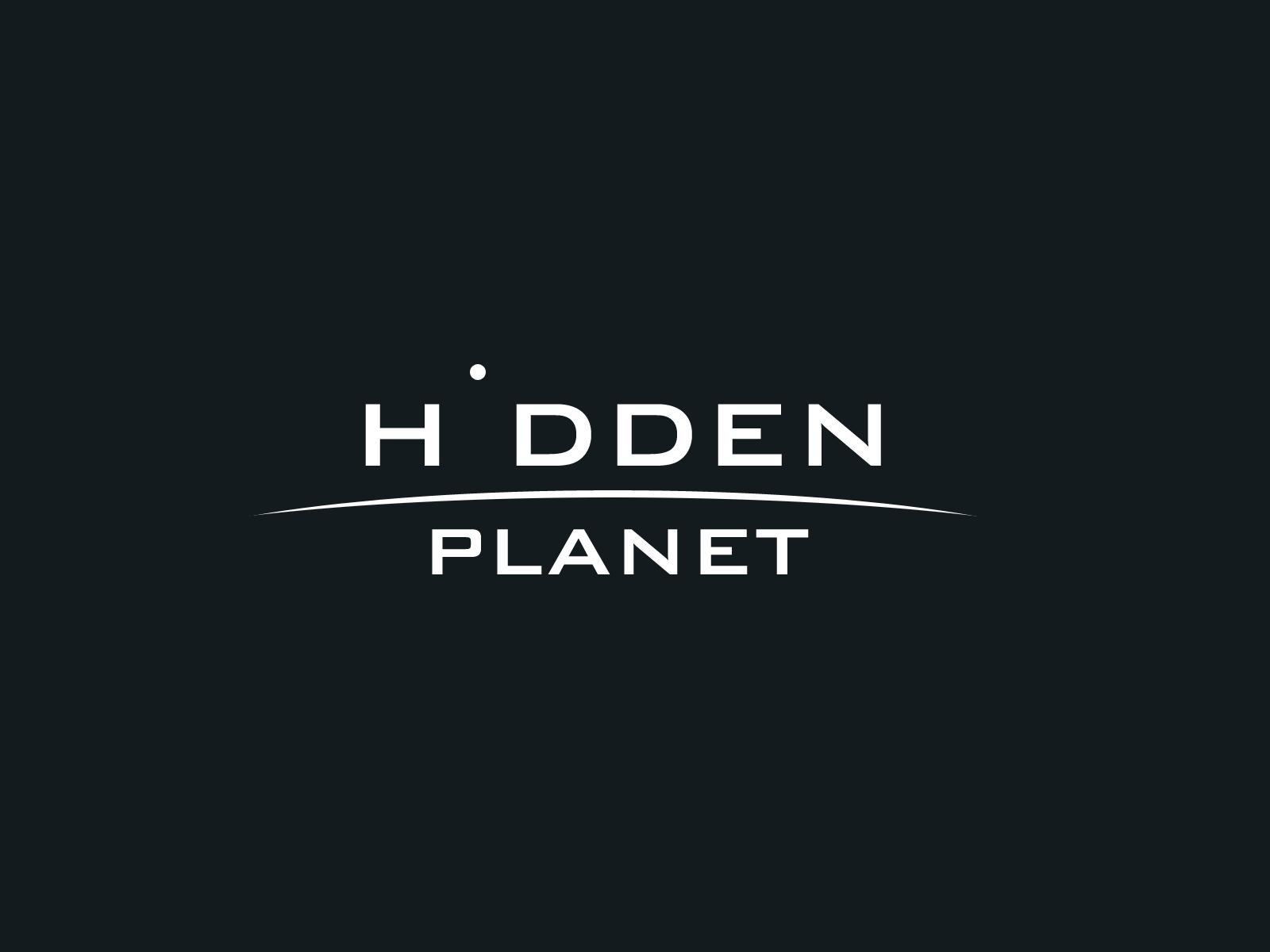 Webdesign pour Hidden Planet