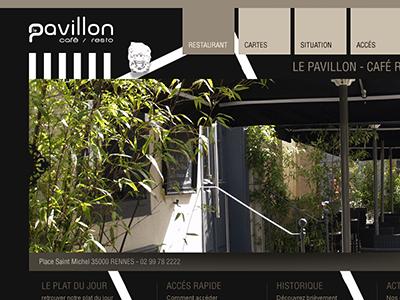 La pavillon